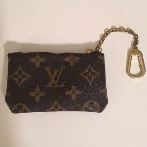 Keychain Wallet/Pouch keychain